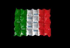 Ghiaccio sintetico Italo in mattonella da 24 cellette