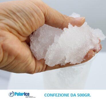 Poliacrilato di Sodio conf. 0,500 Kg.
